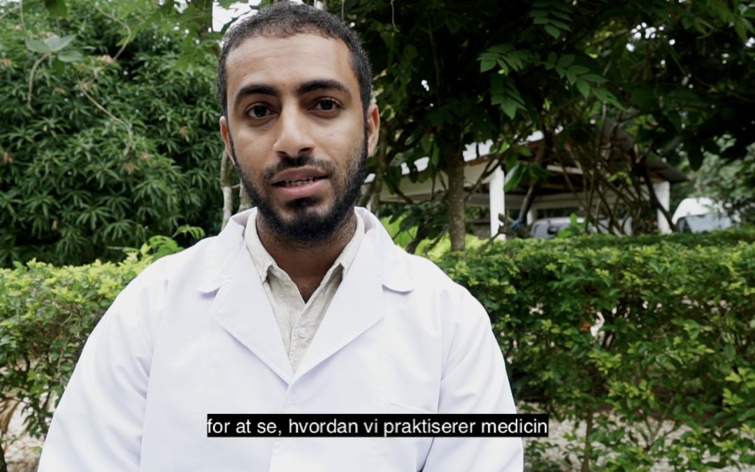 Møt en Try Medics mentor