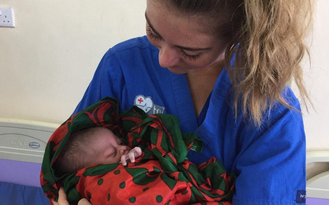En medisinstudents reise med Try Medics